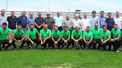 Çaykur Rizespor altyapısı 13 kategoride sezona hazır