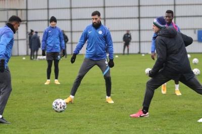 Çaykur Rizespor Antalyaspor Maçı Hazıralıklarını Sürdürüyor