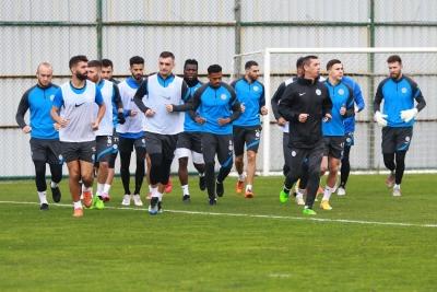 Çaykur Rizespor Erzurumspor Maçı Hazırlıklarına Başladı