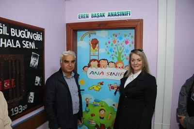 Çaykur Rizespor taraftarı Eren Başak'ın ismi anaokulunda yaşatılacak