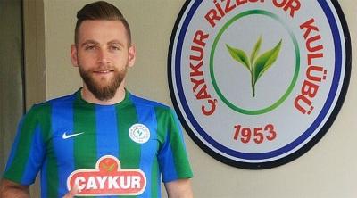 Çaykur Rizespor'da Halil İbrahim Sönmez ile yollar ayrıldı
