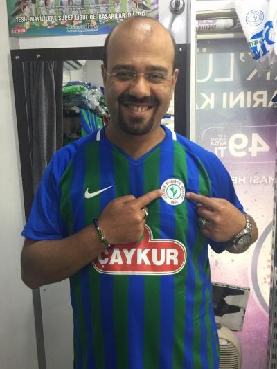 Çaykur Rizespor'da Stad Anonslarını Yeniden Togay Muratoğlu Yapacak