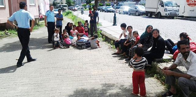 Rize'de Suriyeliler'den kurtuluş yok