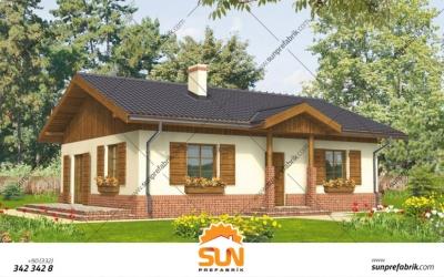 Çelik Konstrüksiyon Ev Nedir