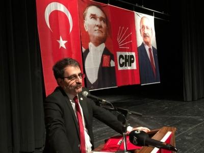 CHP Rize İl Başkanı Deniz: Erdoğan Rize'yi Trabzon'a Bağlayacak