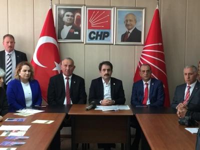 CHP Rize İl Başkanı Deniz, Rize'deki Seçim Bildirgesini Açıkladı