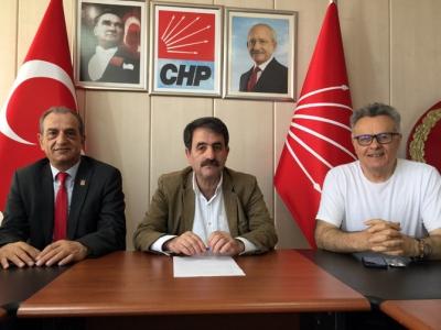 CHP Rize İl Başkanı Deniz: ÇAYKUR'a ÇAYKUR İçinden Genel Müdür Atanmalı