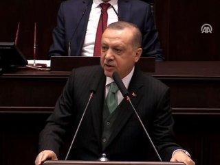 Cumhurbaşkanı Erdoğan ABD'nin iki yüzlülüğünü anlattı