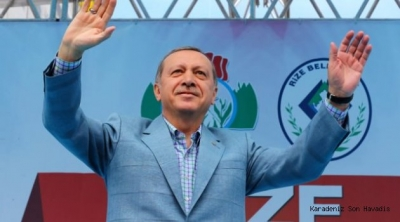 Cumhurbaşkanı Erdoğan'ın Rize ve Trabzon Miting Günleri Değişti