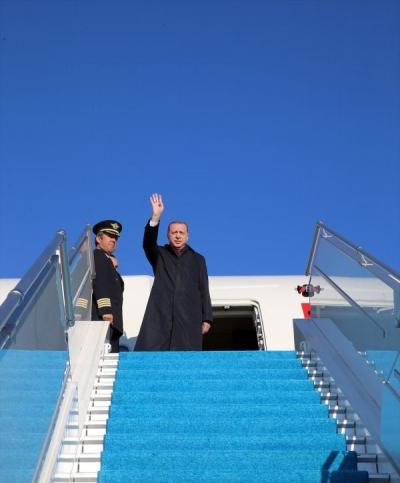 Cumhurbaşkanı İran'da