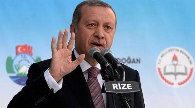 Cumhurbaşkanı Recep Tayyip Erdoğan'ın Rize'ye gelişi kesinleşti.