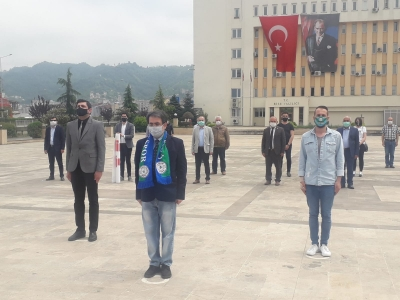 Cumhuriyet Halk Partisi 19 Mayıs ve Çaykur Rizespor'un Kuruluşunu Kutladı