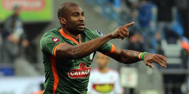 Rizespor tarihinin en fazla gol atan yabancı futbolcusu