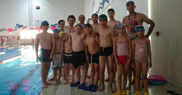 Rize Beşiktaş Yüzme Okulu iddialı
