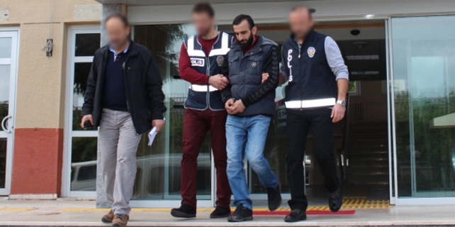 Rize'de 12 yıl cezası bulunan firari yakalandı