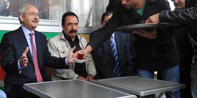 Kılıçdaroğlu: Sınırda yakalanan kaçak çay yakılmalı