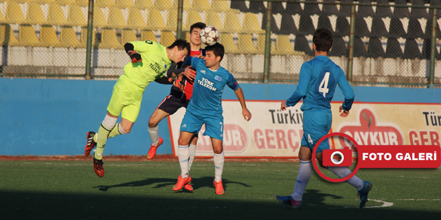 Türk Telekomspor: 1 - Rize Belediyespor: 1