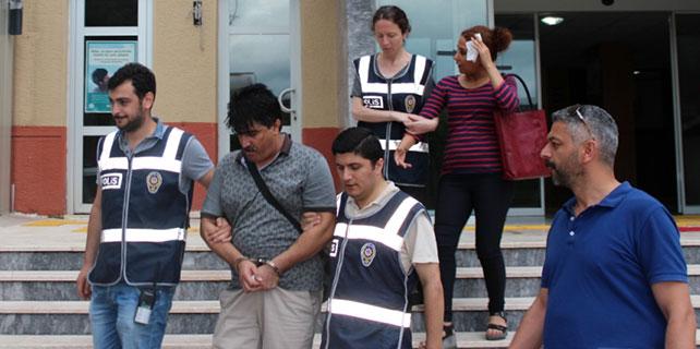 Rize'de İran uyruklu 2 dolandırıcı yakalandı