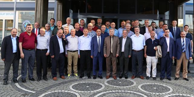 Ankara'daki Rizeliler, Rize'de buluştu