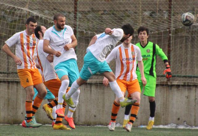 K.V. Veliköyspor - Filizçayspor maçı / Foto Galeri