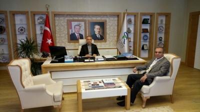 Demir'den Karaman'a Ziyaret
