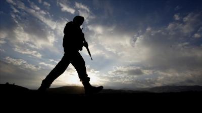 Demirkazık'ta bir asker şehit oldu