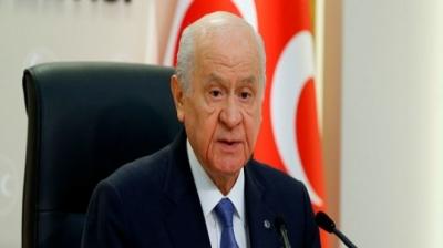 Devlet Bahçeli'den Kemal Kılıçdaroğlu'na salvolar