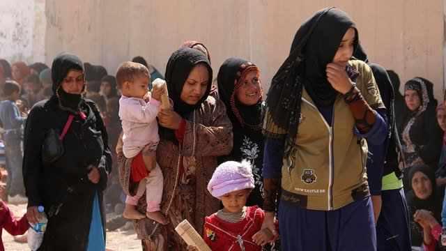 Irak'ta 1 milyondan fazla kadın dul kaldı