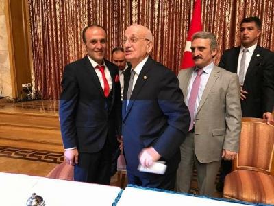 Diriliş fikri ASIM IL BAŞKANI Hasan Kansızoğlu'dan KAHRAMAN AÇIKLAMA