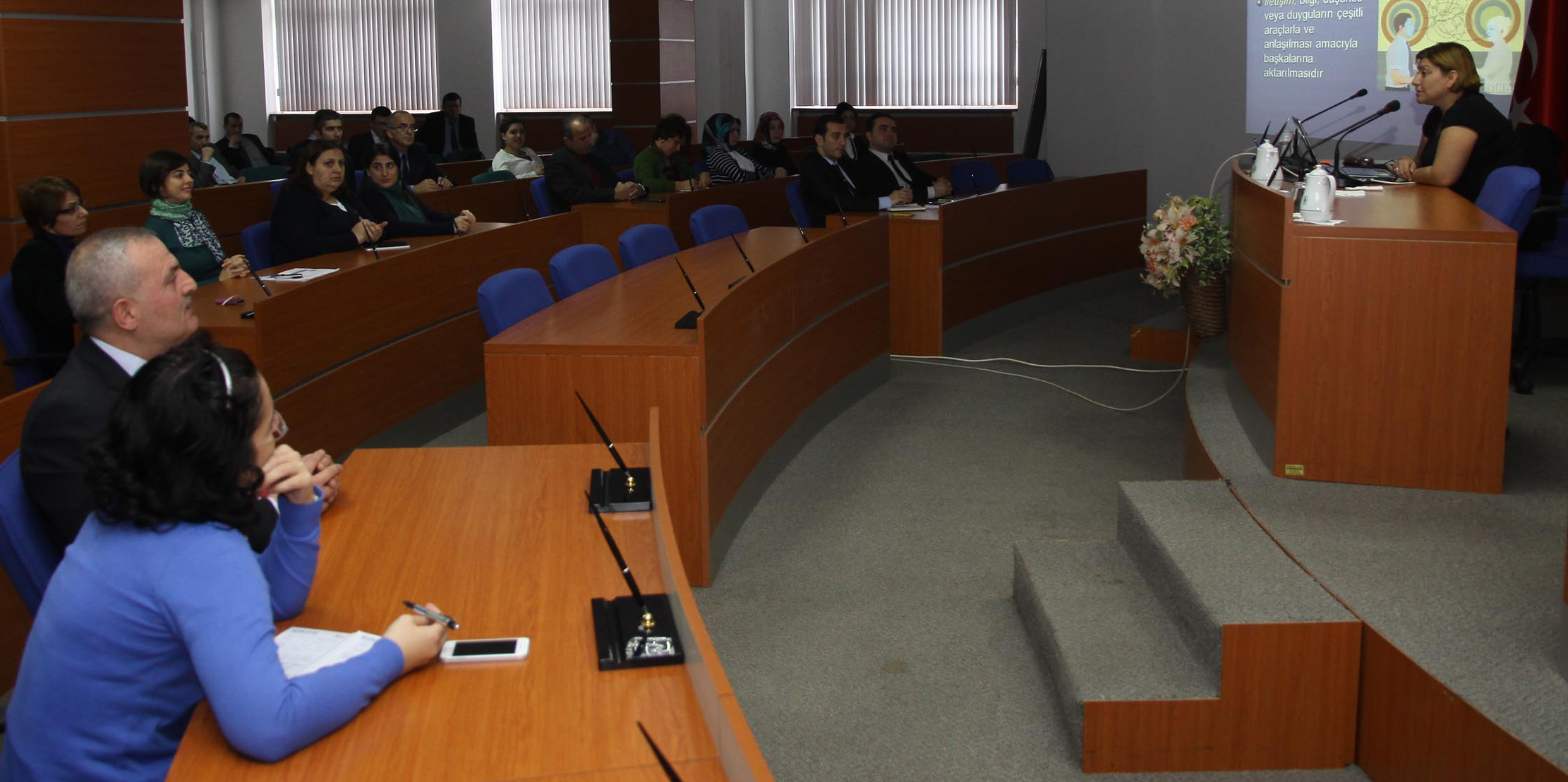 Rize Belediyesi kurumsal yapısını eğitimle güçlendiriyor
