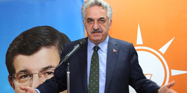 Yazıcı'nın sözleri AK Parti kongresini karıştırdı