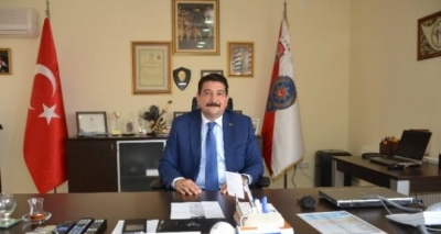 Emniyet Müdürü Sadettin Aksoy'dan imalı veda