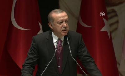 Erdoğan, BM'nin Kudüs kararını değerlendirdi