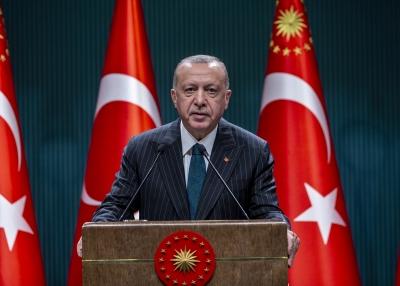 Erdoğan, Kabine Toplantısı sonrasında önemli açıklamalarda bulundu.