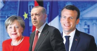 Erdoğan, Merkel, Putin, Macron İstanbul'da bir araya gelecek