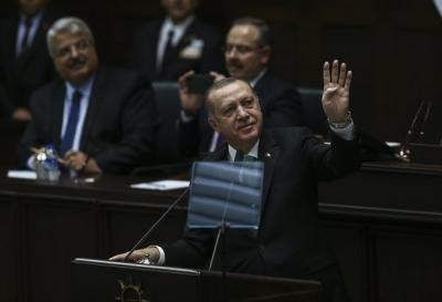 Erdoğan savunmada yeni dönemin işaret fişeğini yaktı