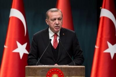 Erdoğan'dan başta ABD, Afrin operasyonunu eleştirenlere cevap