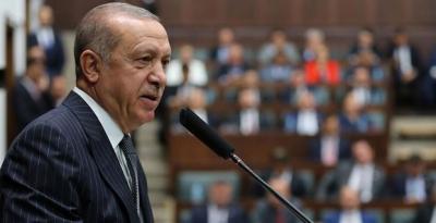 Erdoğan'dan stokçularla mücadele mesajı