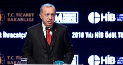 Erdoğan'dan yeni Kanal İstanbul çıkışı: CHP ne yaparsa yapsın biz bu projeyi yapacağız