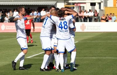 Erzurumspor, play-off finaline yükseldi
