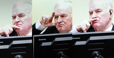 Eski Sırp komutan Mladic'in karar duruşması başladı