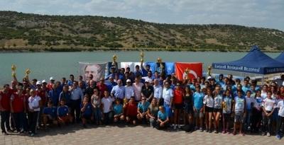 Eskişehir'de Rize Fırtınası Esti. 2 Kategoride Türkiye Şampiyonluğu Rize'nin