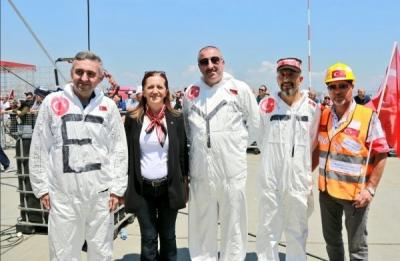 EYT'liler Yenikapı'da miting yaptı