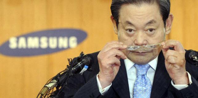 Samsung Patronu Kun-hee'in Kalp Krizi Geçirdi