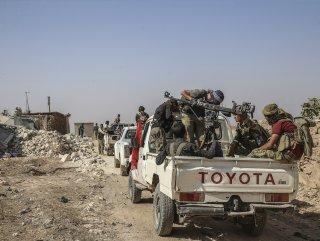 YPG çekilmiyor ilerliyor