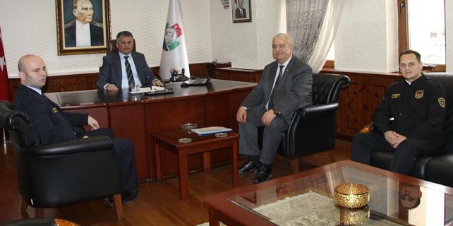 Vali Yazıcı'ya Dünya Gümrük Günü ziyareti