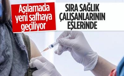 Fahrettin Koca: Aşı programında yeni bir kademeye geçiyoruz