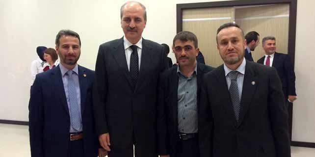 Rihder Başkanı Furtuna'dan Ankara'ya verimli ziyaret
