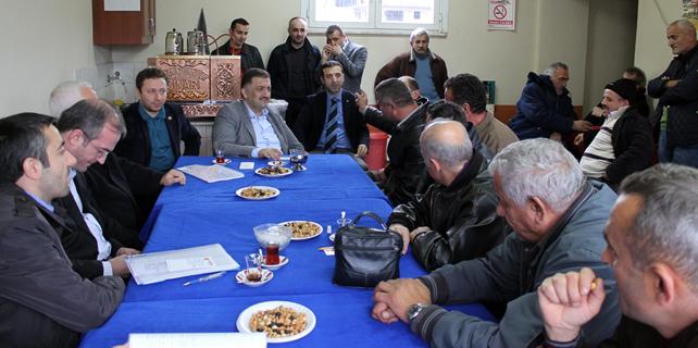 Karal: Köy yollarına 250 milyon lira para harcandı