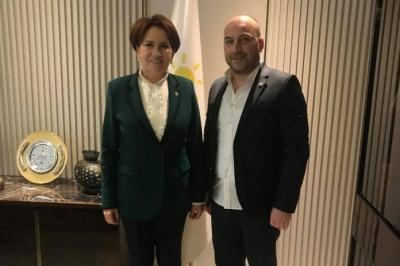 """Fındıklı İYİ Parti İlçe Başkanı Köseoğlu: """"Kazanan Millet olacak"""""""